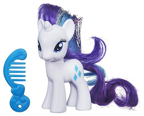 My Little Pony Rainbow Power Rarity Figure Doll - 1