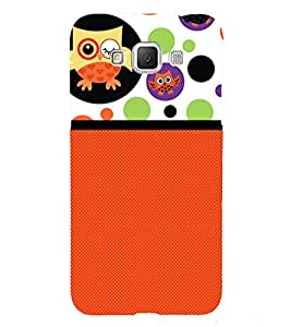 Animated Cartoon 3D Hard Polycarbonate Designer Back Case Cover for Samsung Galaxy Grand Max G720