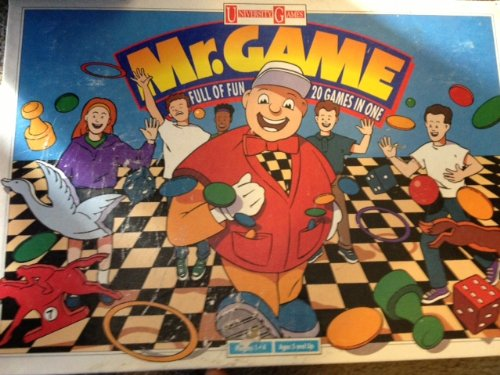 Mr. Game - 1