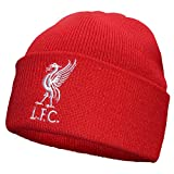 Liverpool FC. Red Knitted Bronx Hat