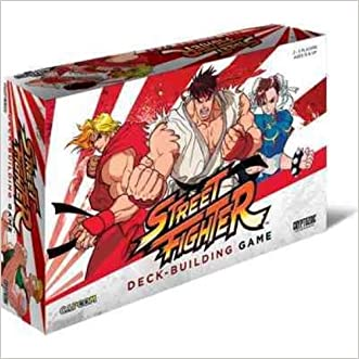 Street Fighter Deck-Building Game