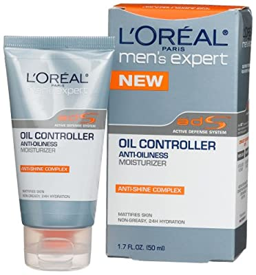 Best Cheap Deal for L'Oreal Men's Expert Oil Controller Moisturizer, 1.7-Ounce Tubes (Pack of 3) from L'Oreal Paris - Free 2 Day Shipping Available