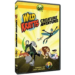 Wild Kratts Creature Adventures from Pbs (Direct)