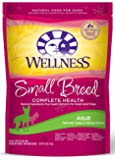 Wellness Complete Health Small Breed Turkey & Oatmeal Natural Dry Dog Food, 4-Pound Bag