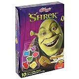 Kellogg's Shrek Fruit Flavored Snacks, 10-Count Boxes (Pack of 10) ~ Kellogg's