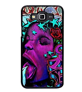 TOUCHNER (TN) Aquarius Back Case Cover for Samsung Galaxy Grand Max G720