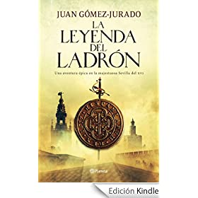 La leyenda del ladrn (Autores Espaoles E Iberoamer.)