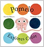 img - for Pomelo Explores Color (Pomelo the Garden Elephant) book / textbook / text book