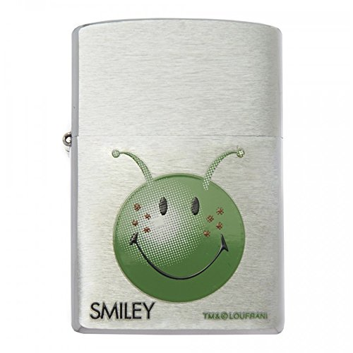 Zippo lighter Smiley Maritan miscellaneous