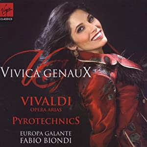 Vivaldi Pyrotechnics - Opera Arias by Virgin Classics