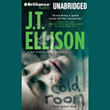 The Cold Room: Taylor Jackson Series Audiobook by J. T. Ellison Narrated by Joyce Bean