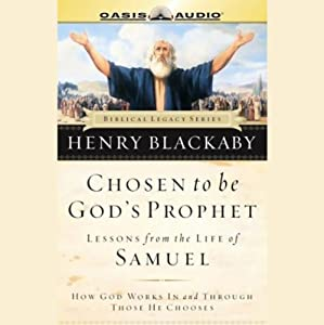 Chosen to be God's Prophet Audiobook