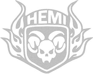 Dodge Cummins Coloring Pages Hemi Turbo Diesel Skull Dodge