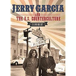 Garcia, Jerry - Jerry Garcia & The U.S. Counterculture