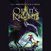 Odin's Ravens: The Blackwell Pages, Book 2 | K. L. Armstrong, M. A. Marr