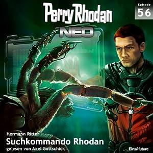 Suchkommando Rhodan (Perry Rhodan NEO 56) Hörbuch