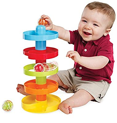 Earlyears Roll 'n Swirl Ball Ramp by International Playthings that we recomend individually.