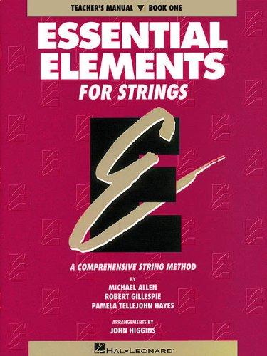 Essential Elements for Strings - Book 1 (Original...