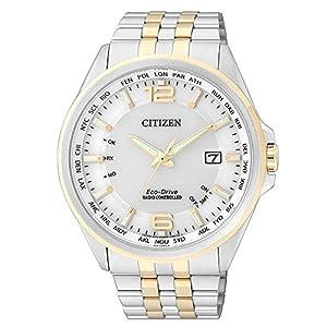 orologio solo tempo uomo Citizen Radio Controllati casual cod. CB0016-57A