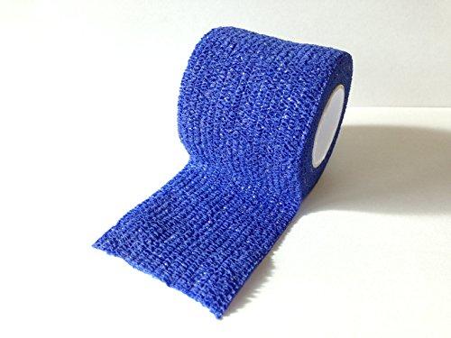 YUZET-Bande-antidrapante-Bleu-bande-de-frottement-Poigne-grip-de-HOCKEY-sur-glace
