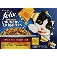 Felix Sensations Crunchy