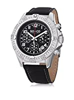 SO & CO New York Reloj de cuarzo Man Yacht Club 44 cm