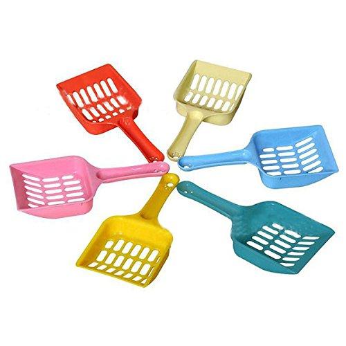 fairy-season-pet-dog-cat-litter-scoop-waste-scooper-cleaning-tool-random-color