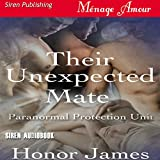 Their Unexpected Mate: Paranormal Protection Unit
