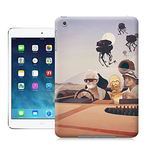 Unique Phone Case Exquisite magical pattern Fear and Loathing on Tatooine Hard Cover for ipad mini cases-buythecase by heywan