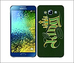 Galaxy Printed 2502 Type King Hard Cover for Samsung S3 NEO