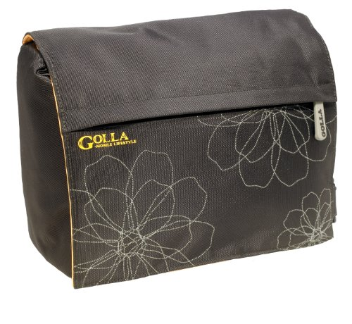 Golla Golla LYNNE G413 - Camera Case Base For Camera - Polyester - Brown