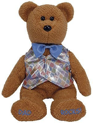 Ty Beanie Babies Dad 2006 - Bear (Ty Store Exclusive) - 1