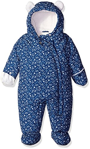 carters-baby-girls-flowery-sherpa-1-piece-snowsuit-navy-6-9-months