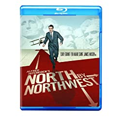 North By Northwest [Blu-ray]