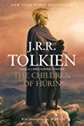 The Children of Hurin by J.R.R. Tolkien cover image