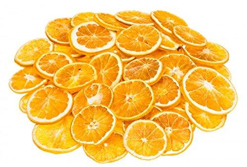 nadeco orangenscheiben 50 st ck getrocknete orangenscheiben weihnachtsdekoration. Black Bedroom Furniture Sets. Home Design Ideas