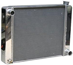 prw 5401926 aluminum radiator with polished. Black Bedroom Furniture Sets. Home Design Ideas