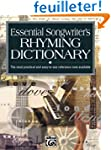 Essential Songwriters Rhyming Diction...