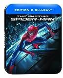echange, troc The Amazing Spider-Man - Edition premium limitée double blu-ray boîtier métal  [Blu-ray]
