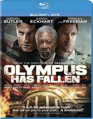 Olympus Has Fallen (Two Disc Combo: Blu-ray / DVD + UltraViolet Digital Copy)
