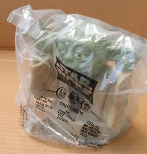star-wars-episode-1-the-phantom-menace-yoda-cup-topper-from-pizza-hut-collectible-by-smartbuy