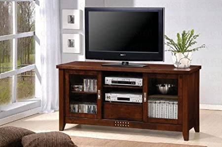 59 in. Transitional Media Console