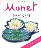 Art Activity Pack: Monet (Art Activity Packs)