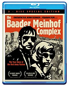 The Baader Meinhof Complex [Blu-ray]