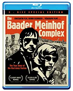 The Baader Meinhof Complex [Blu-ray] [Import]