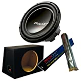 Pioneer TS-W309D4 12 inch 1400W Dual Voice Coil Subwoofer