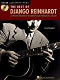 The Best of Django Reinhardt: A Step-by-Step Breakdown of the Guitar Styles and Techniques of a Jazz Giant by Joe Charupakorn (Dec 1 2003)