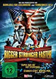 Bigger, Stronger, Faster (DVD) Min: 105DTS5.1WS [Import germany]