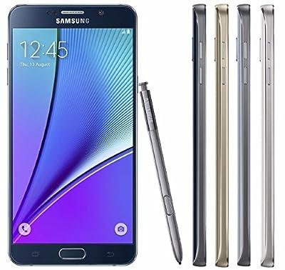 Samsung Galaxy Note 5 64GB Dual SIM Gold