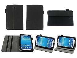 Bear Motion 100% Genuine Leather Case for 7 inch Galaxy Tab 3 7.0 (Galaxy Tab 3 7